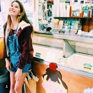 Brandy Melville Hailey Fur Jacket